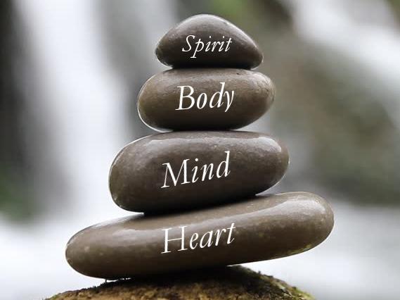 Wellness - Heart, Mind, Body, Spirit
